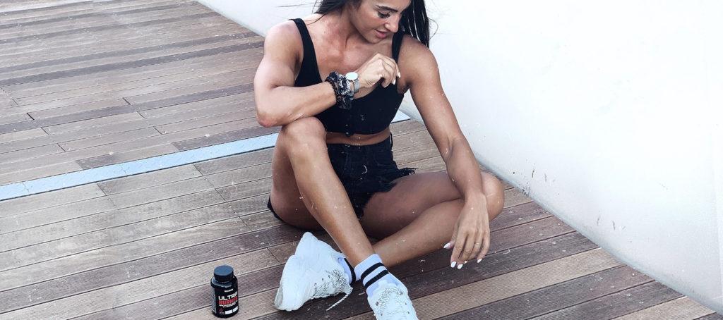 Lorena OnFit y Ultra Burner